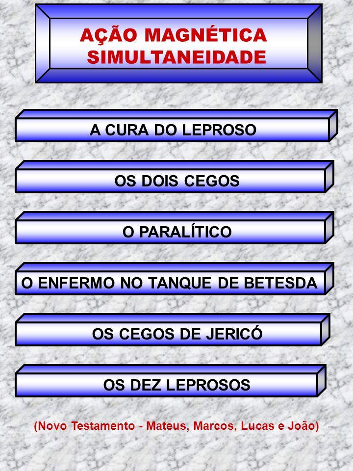AÇÃO MAGNÉTICA SIMULTANEIDADE