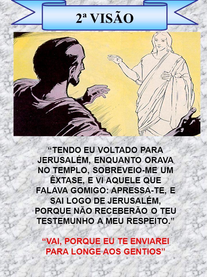 2ª VISÃO TENDO EU VOLTADO PARA JERUSALÉM, ENQUANTO ORAVA