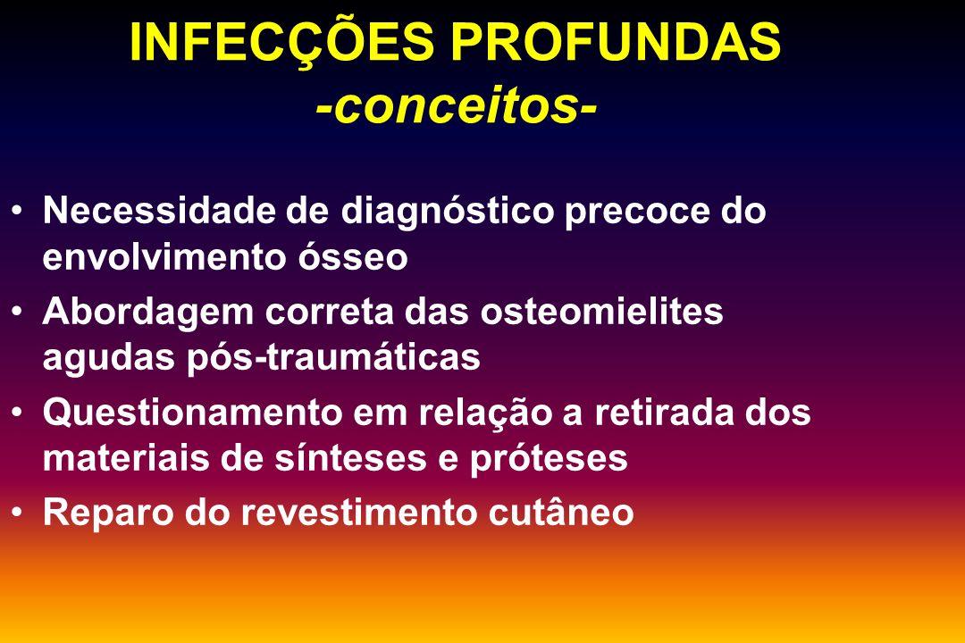 INFECÇÕES PROFUNDAS -conceitos-