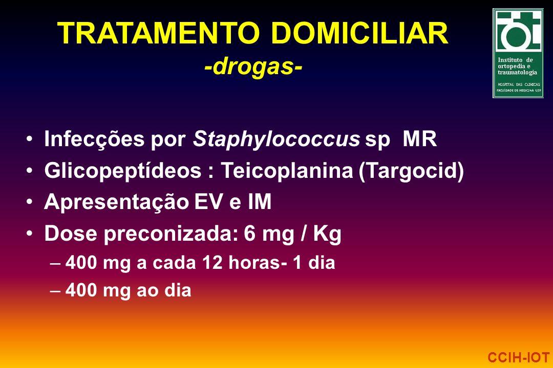 TRATAMENTO DOMICILIAR -drogas-