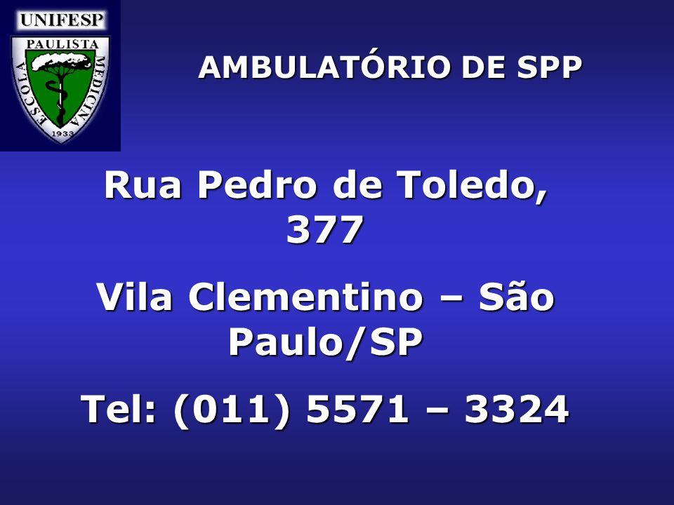 Vila Clementino – São Paulo/SP