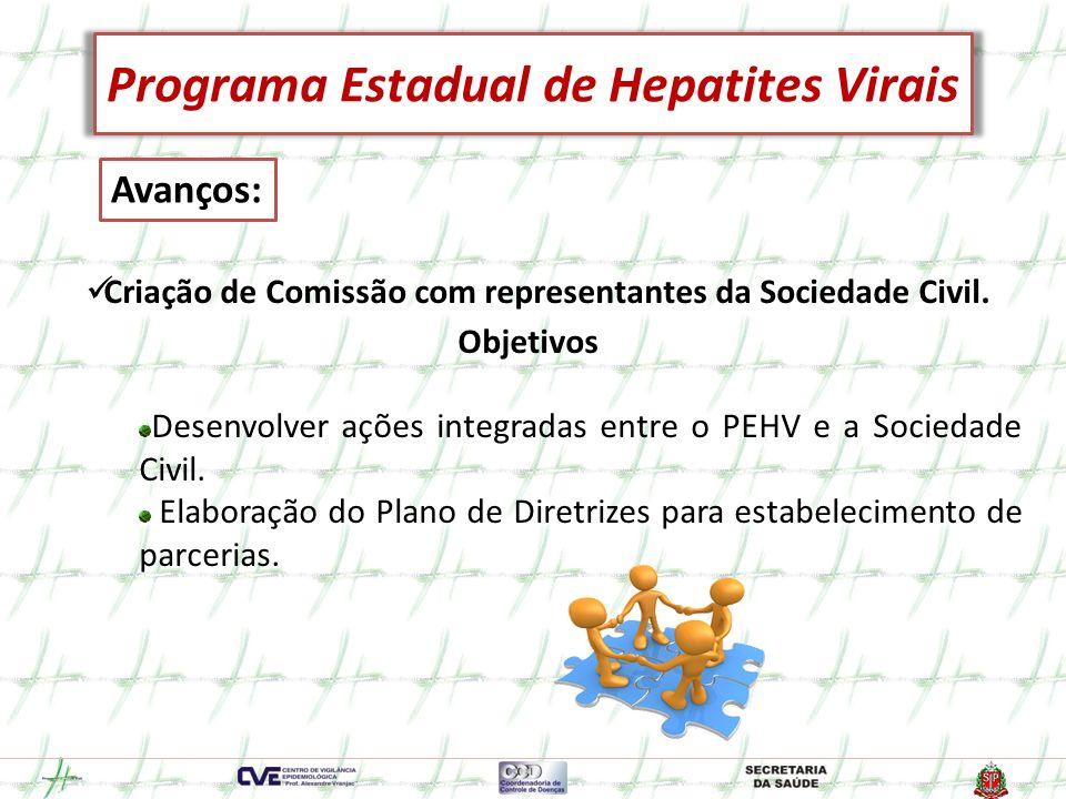 Programa Estadual de Hepatites Virais