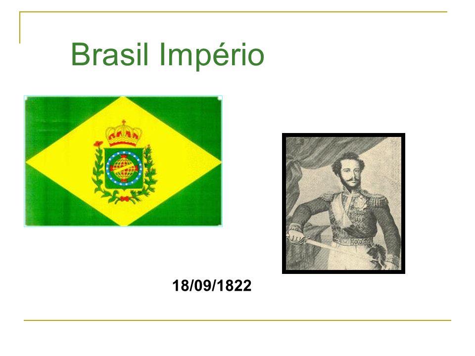 Brasil Império 18/09/1822