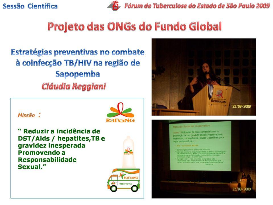 Projeto das ONGs do Fundo Global