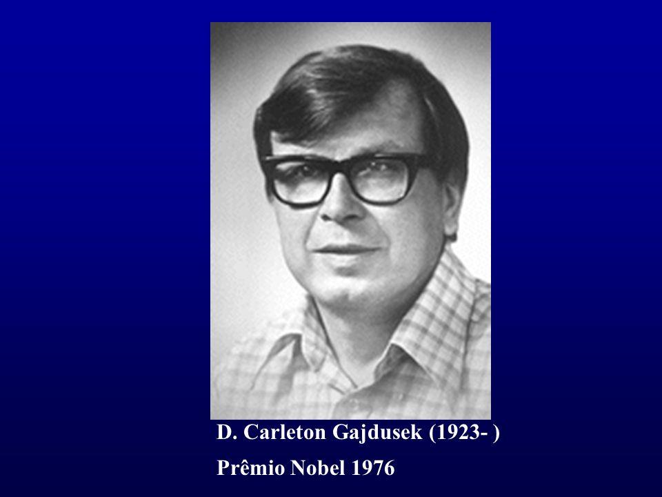 D. Carleton Gajdusek (1923- )