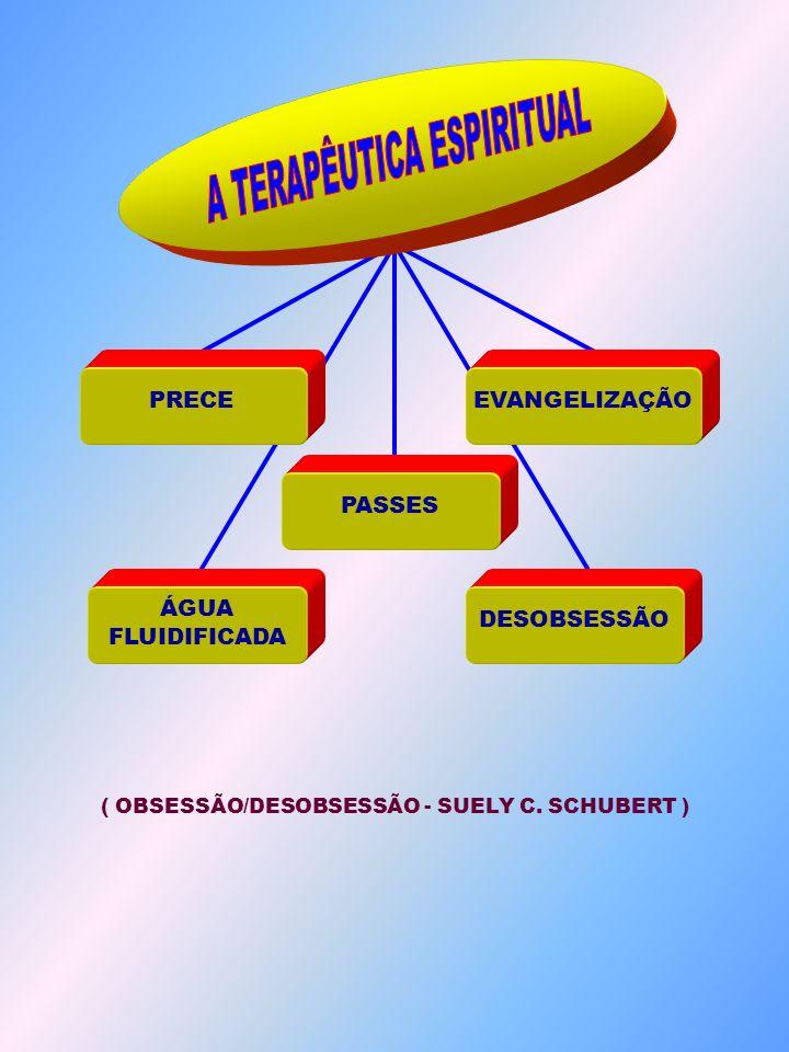 A TERAPÊUTICA ESPIRITUAL