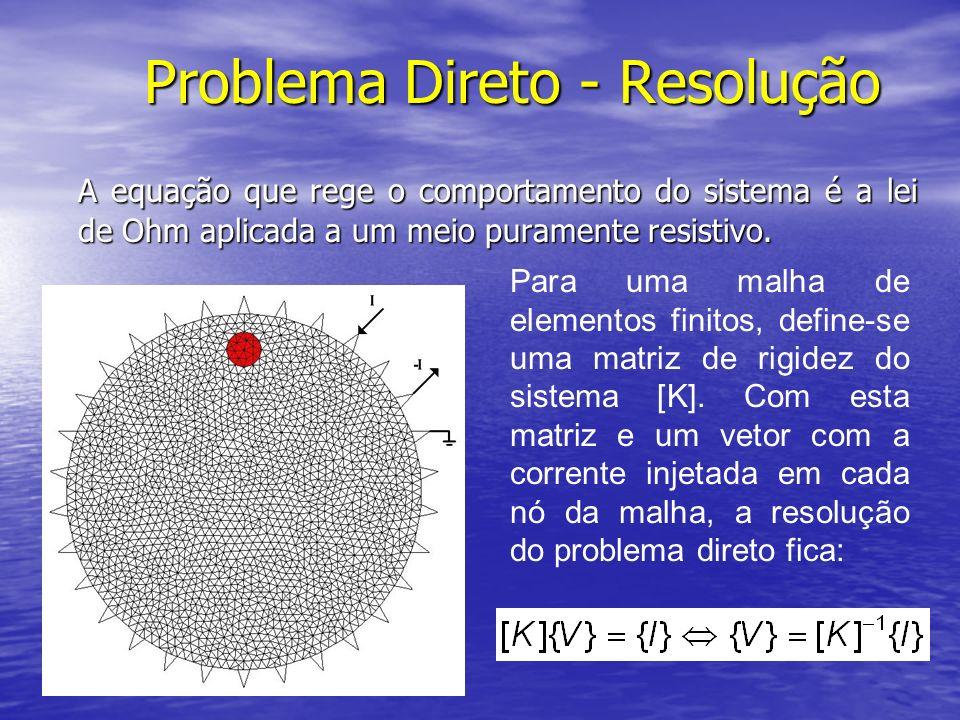 Problema Direto - Resolução