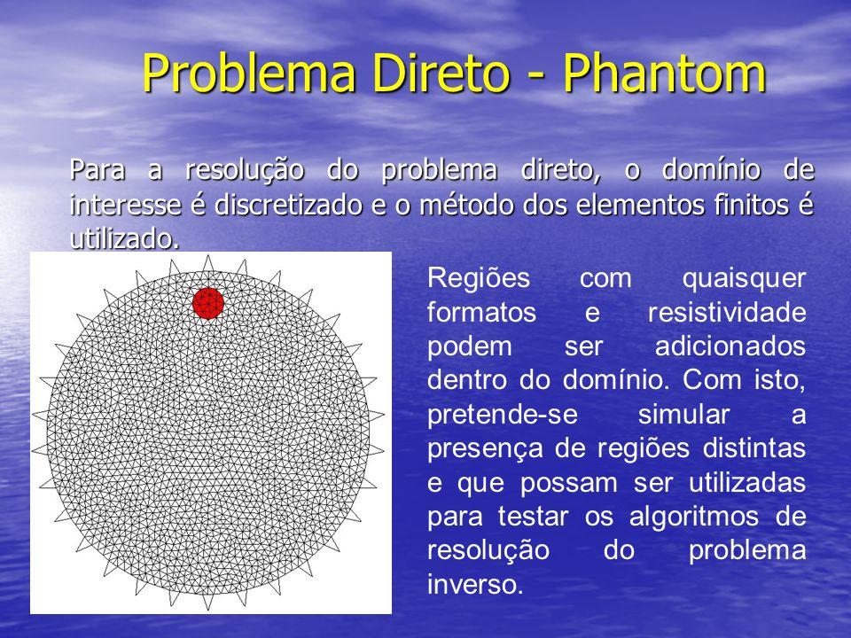 Problema Direto - Phantom