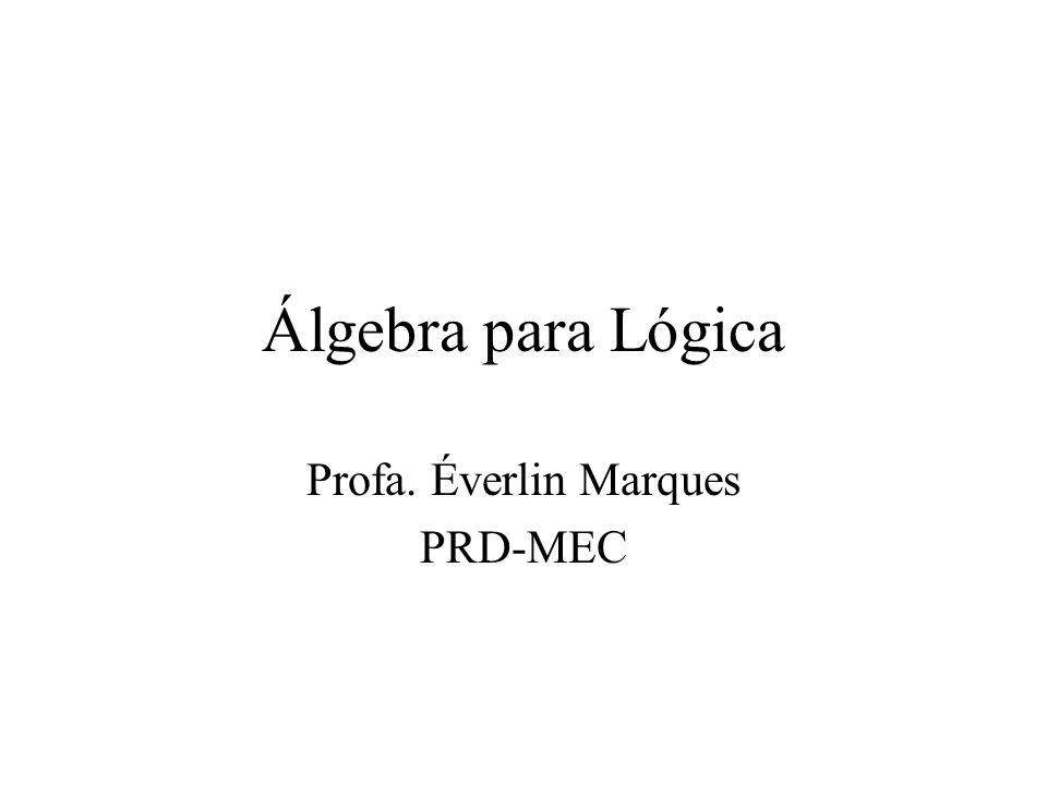 Profa. Éverlin Marques PRD-MEC