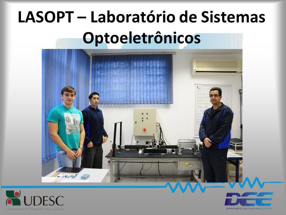 LASOPT – Laboratório de Sistemas Optoeletrônicos