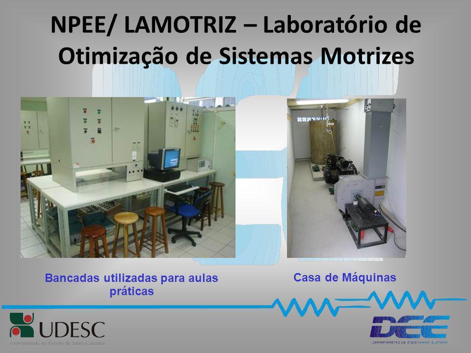 NPEE/ LAMOTRIZ – Laboratório de Otimização de Sistemas Motrizes