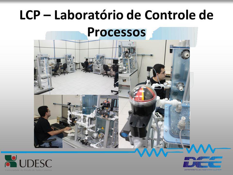 LCP – Laboratório de Controle de Processos