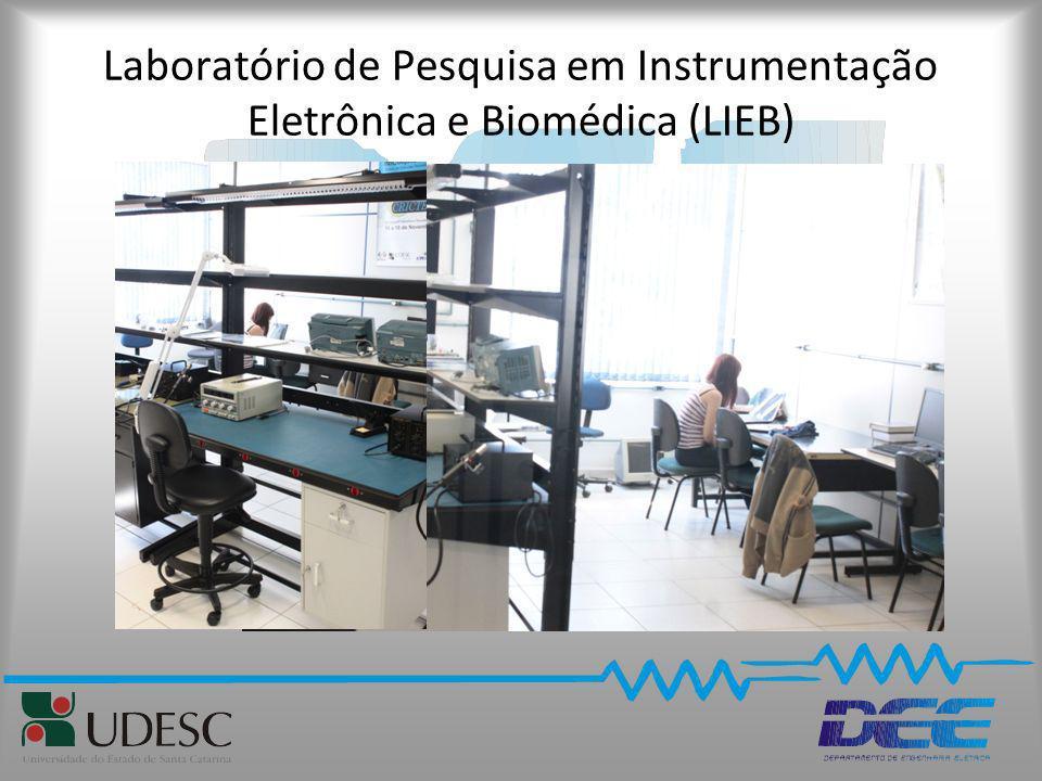 Laboratório de Pesquisa em Instrumentação Eletrônica e Biomédica (LIEB)
