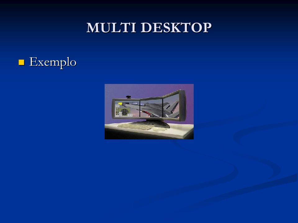 MULTI DESKTOP Exemplo