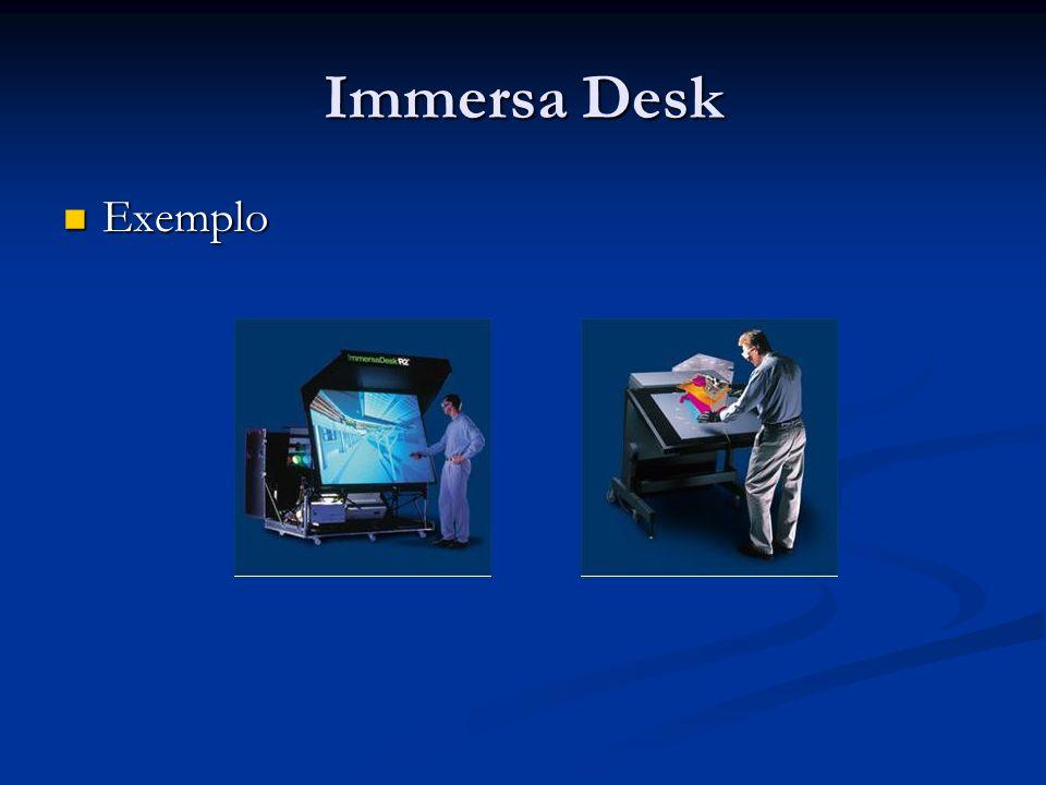 Immersa Desk Exemplo