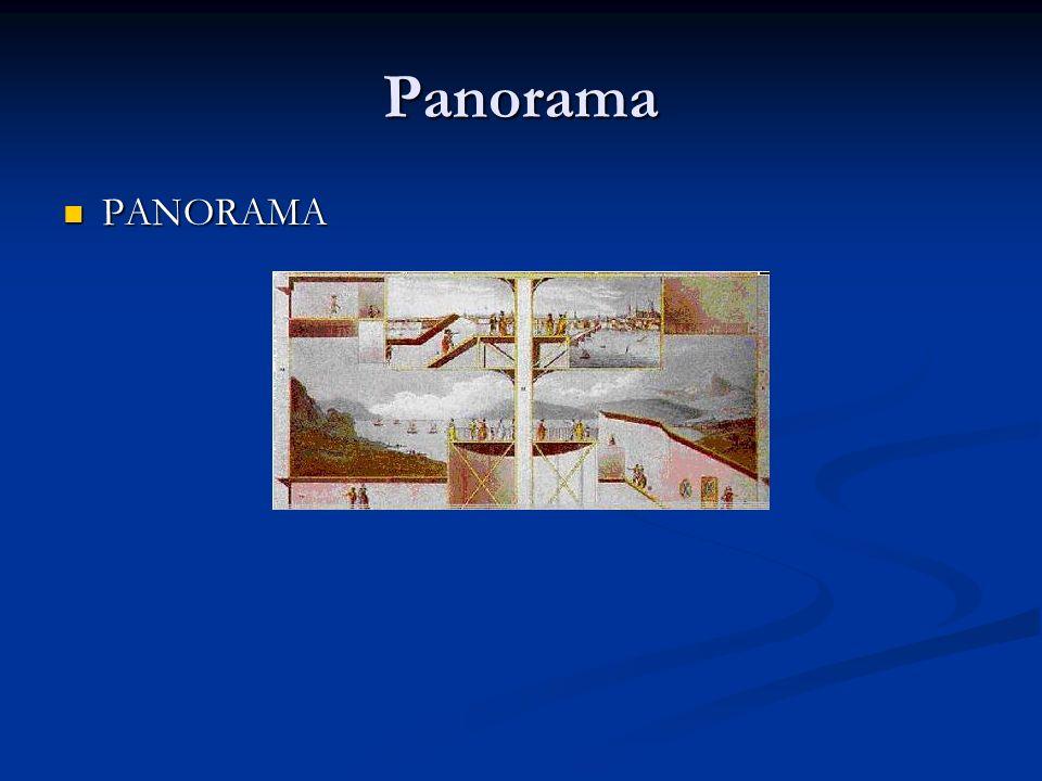Panorama PANORAMA