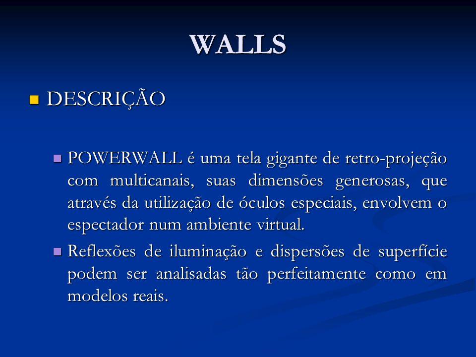 WALLS DESCRIÇÃO.