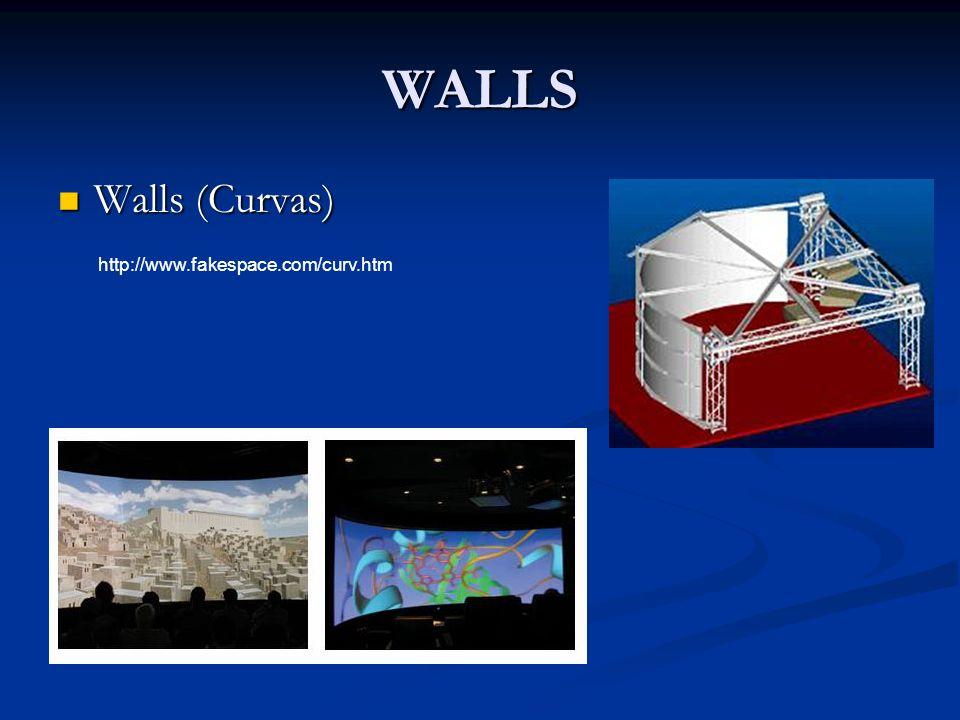 WALLS Walls (Curvas) http://www.fakespace.com/curv.htm