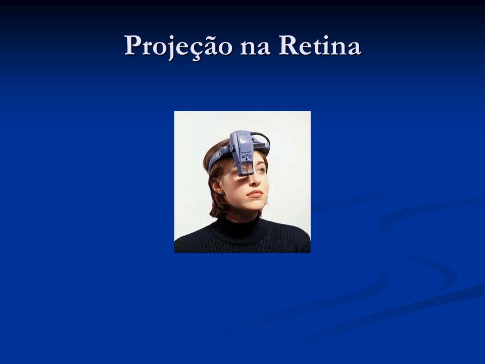 Projeção na Retina