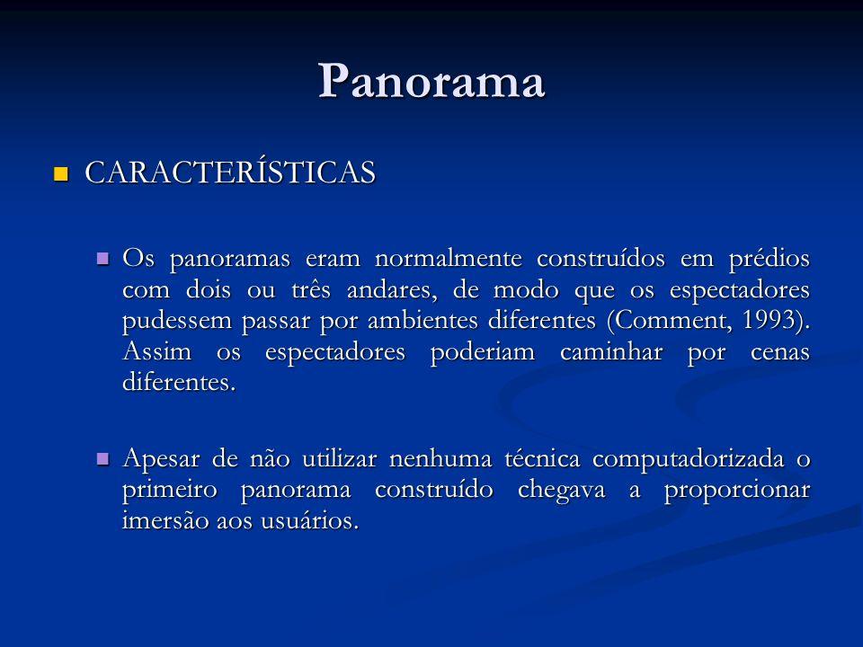 Panorama CARACTERÍSTICAS