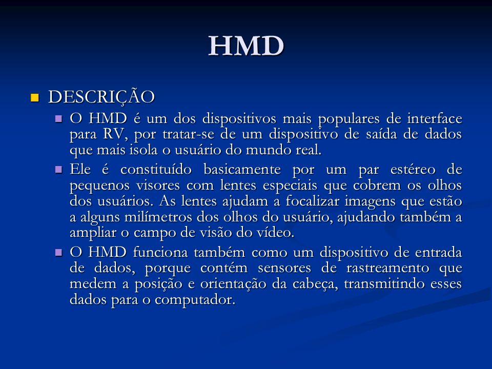 HMD DESCRIÇÃO.