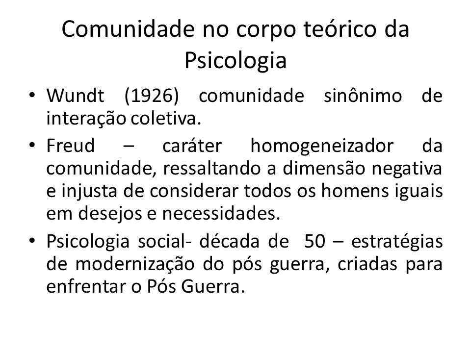 Psicologia Comunitária Prof. Leda Fleury ppt carregar - photo#6