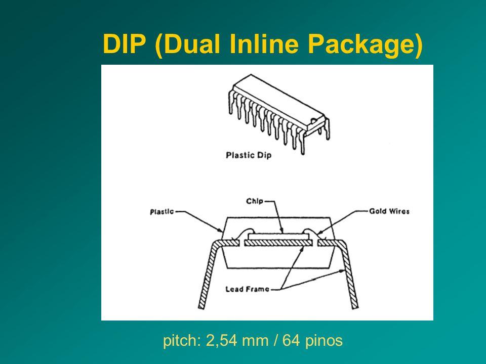 DIP (Dual Inline Package)