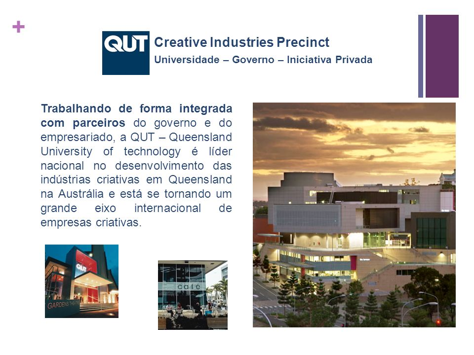 Creative Industries Precinct
