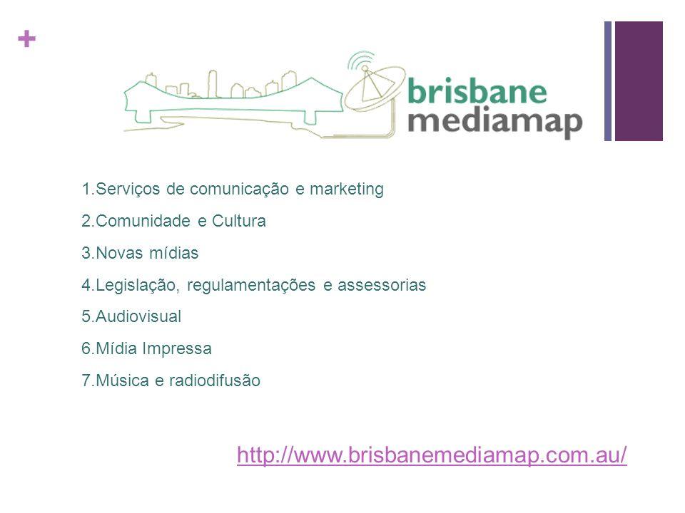 Serviços de comunicação e marketing