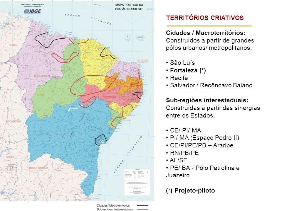 TERRITÓRIOS CRIATIVOS