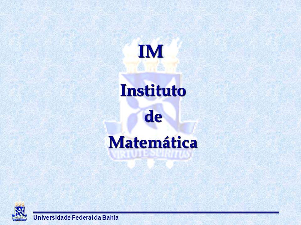 IM Instituto de Matemática