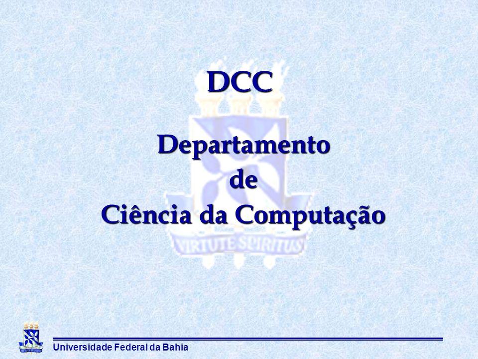 Departamento de Ciência da Computação
