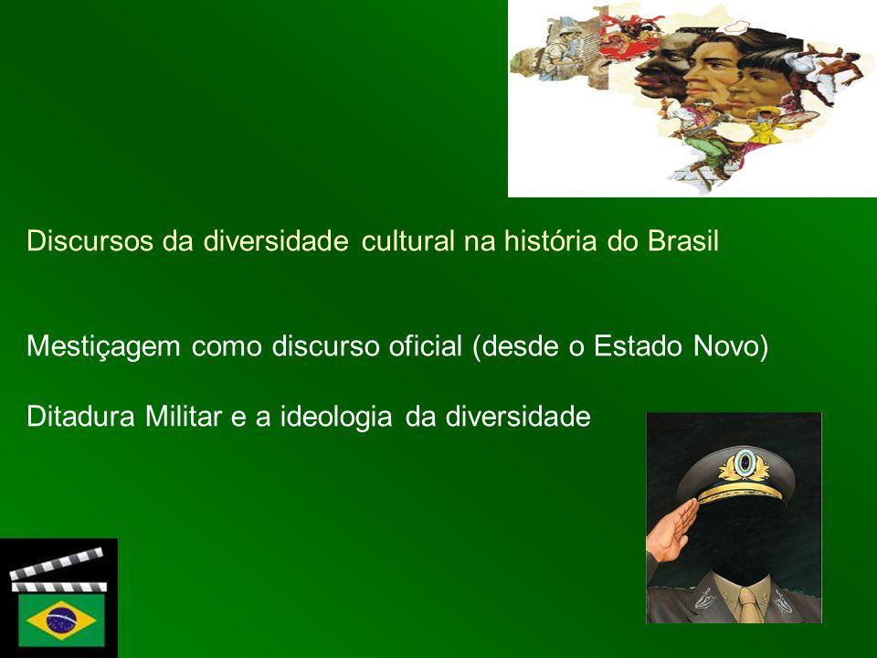 Discursos da diversidade cultural na história do Brasil