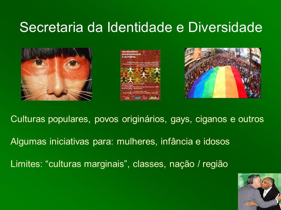 Secretaria da Identidade e Diversidade
