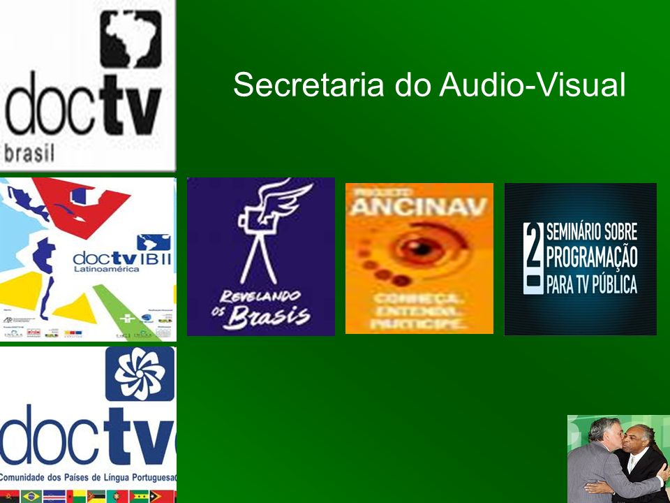 Secretaria do Audio-Visual