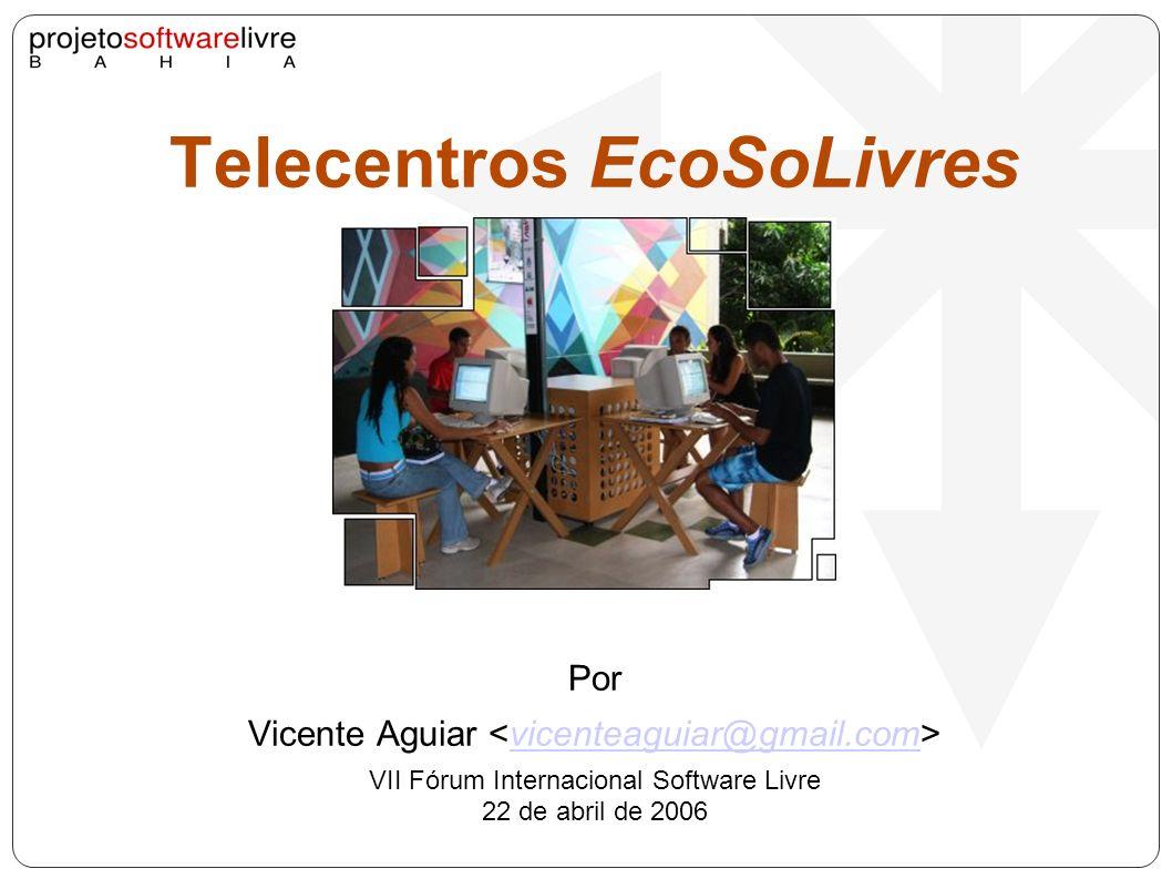 Telecentros EcoSoLivres