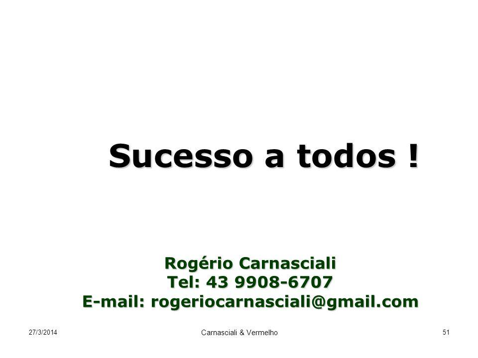 E-mail: rogeriocarnasciali@gmail.com