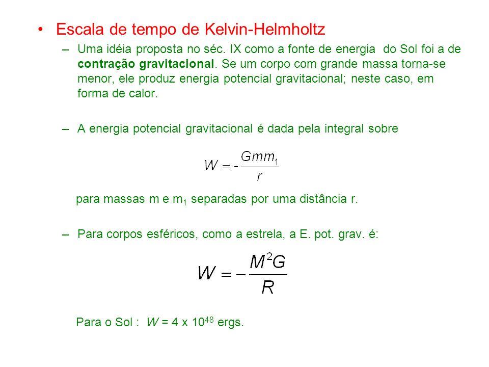 Escala de tempo de Kelvin-Helmholtz