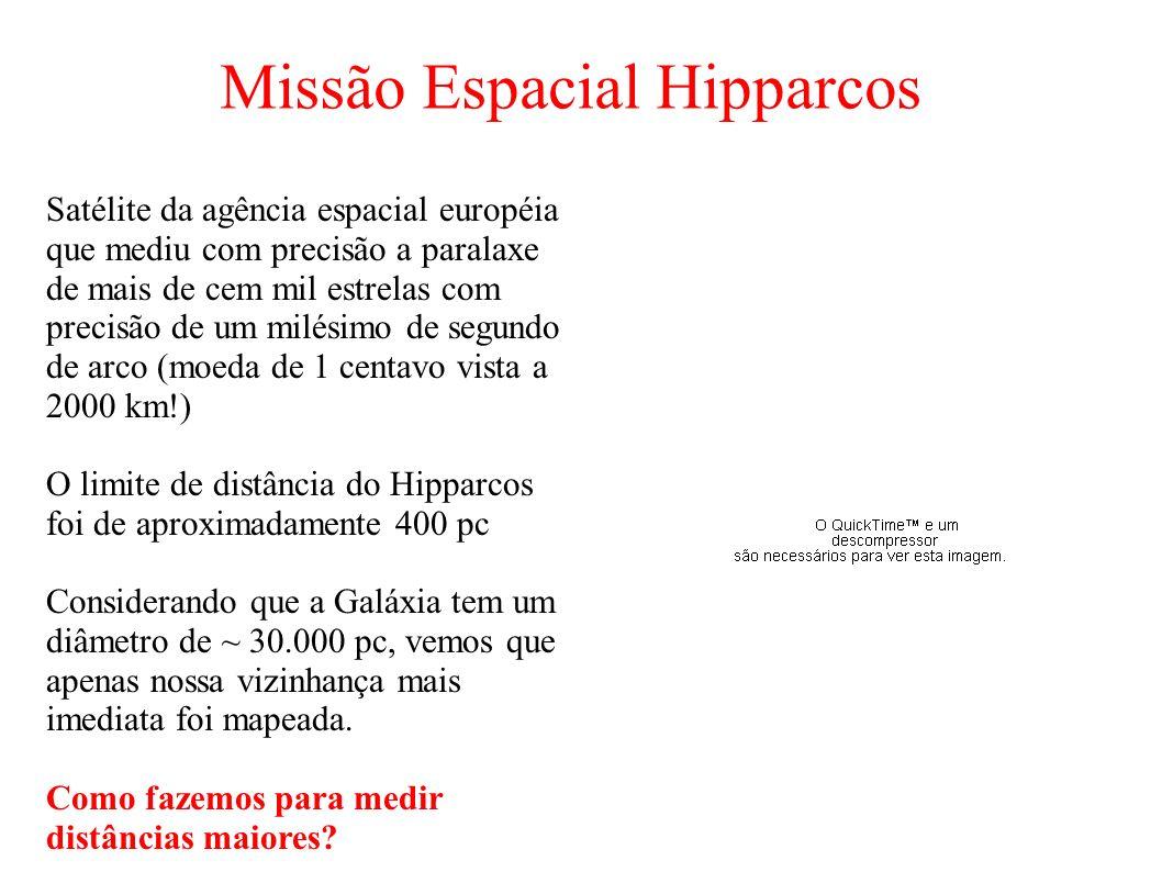 Missão Espacial Hipparcos