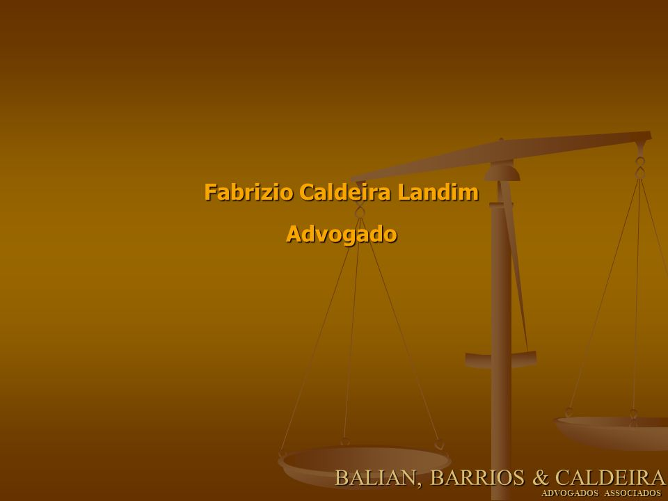 Fabrizio Caldeira Landim