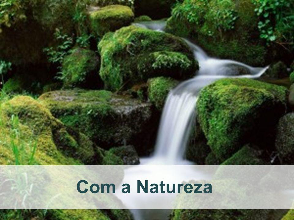 Com a Natureza