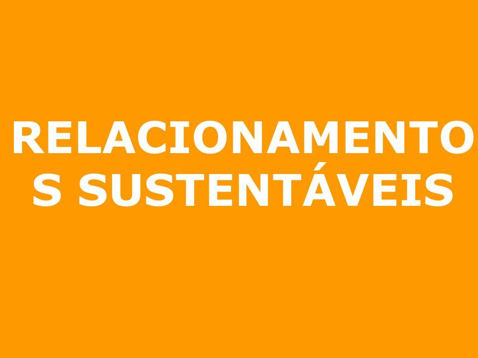 RELACIONAMENTOS SUSTENTÁVEIS