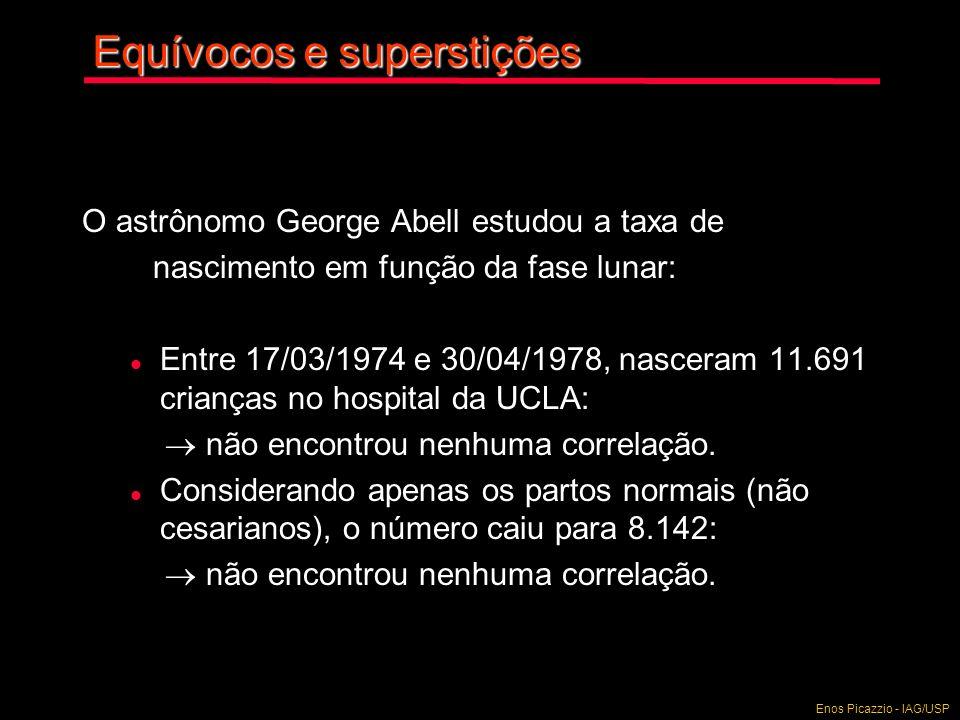Equívocos e superstições