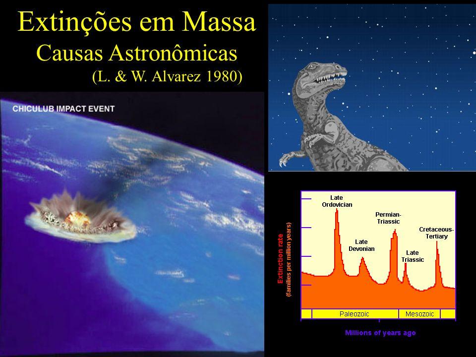 Extinções em Massa Causas Astronômicas