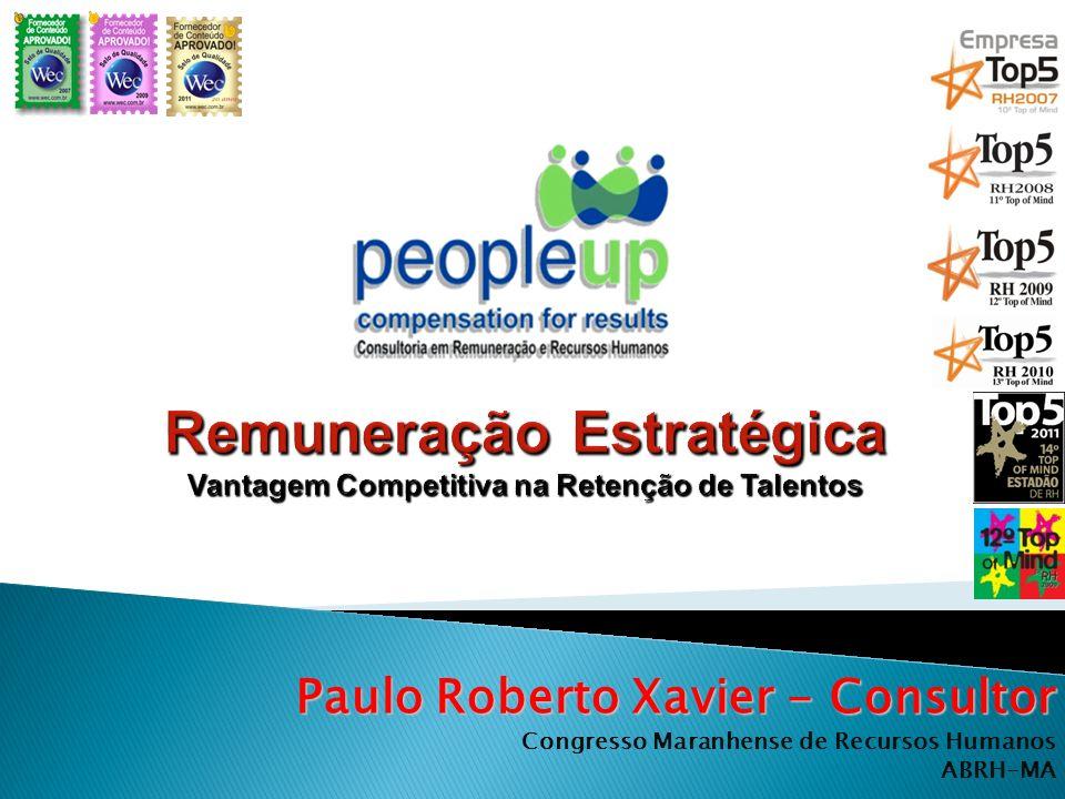 Remuneração Estratégica Vantagem Competitiva na Retenção de Talentos