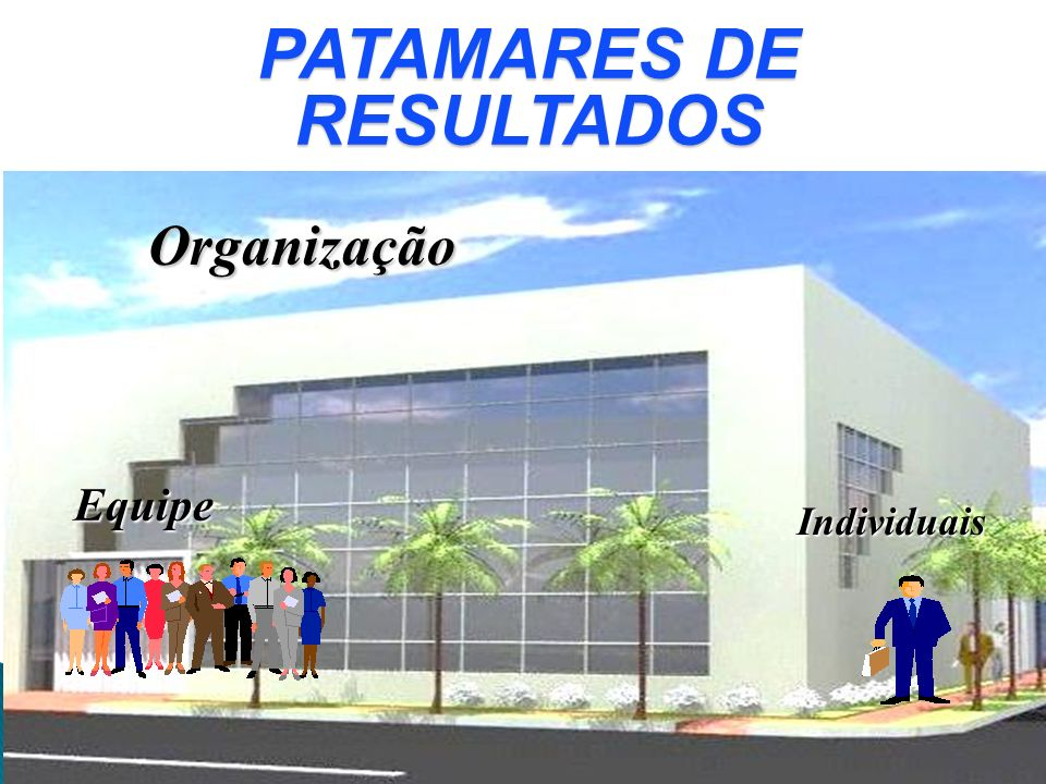 PATAMARES DE RESULTADOS