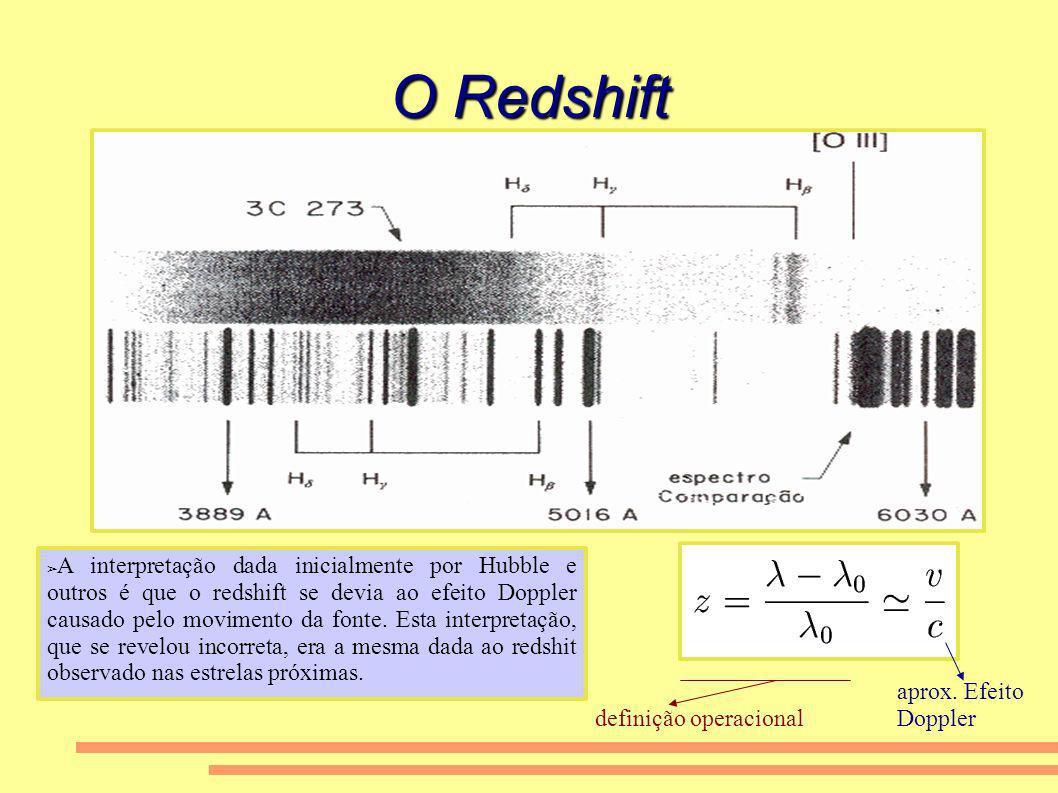 O Redshift