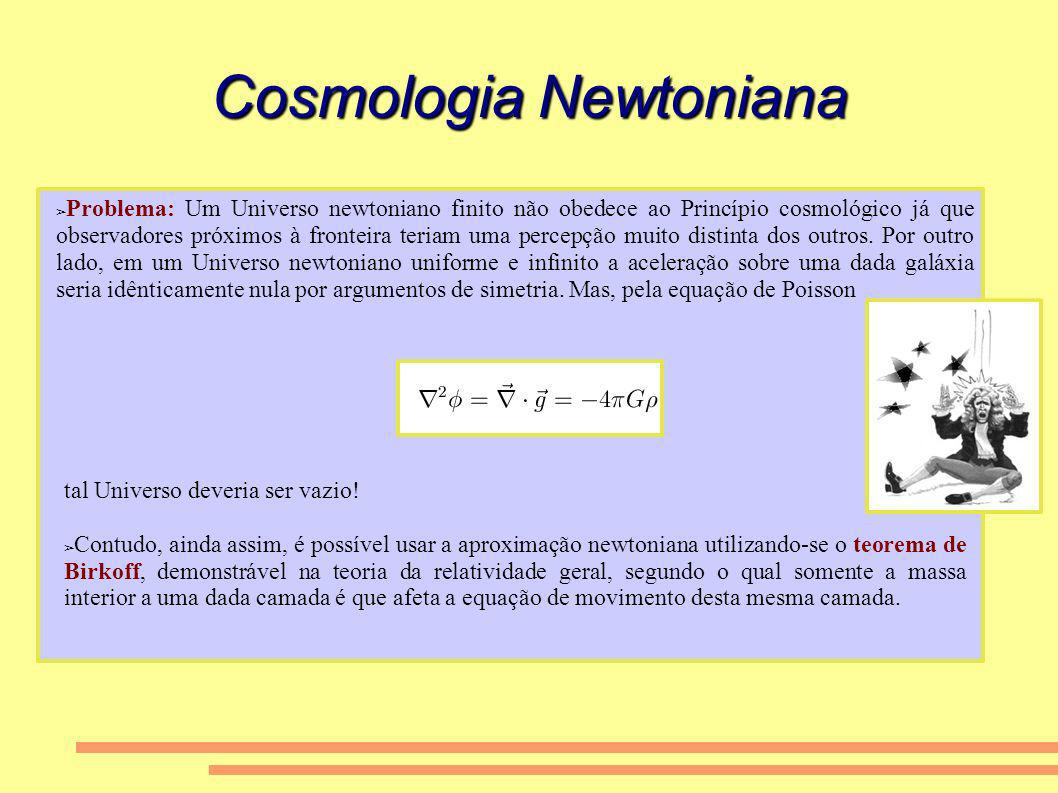 Cosmologia Newtoniana