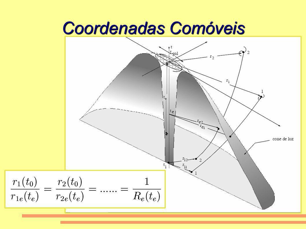 Coordenadas Comóveis