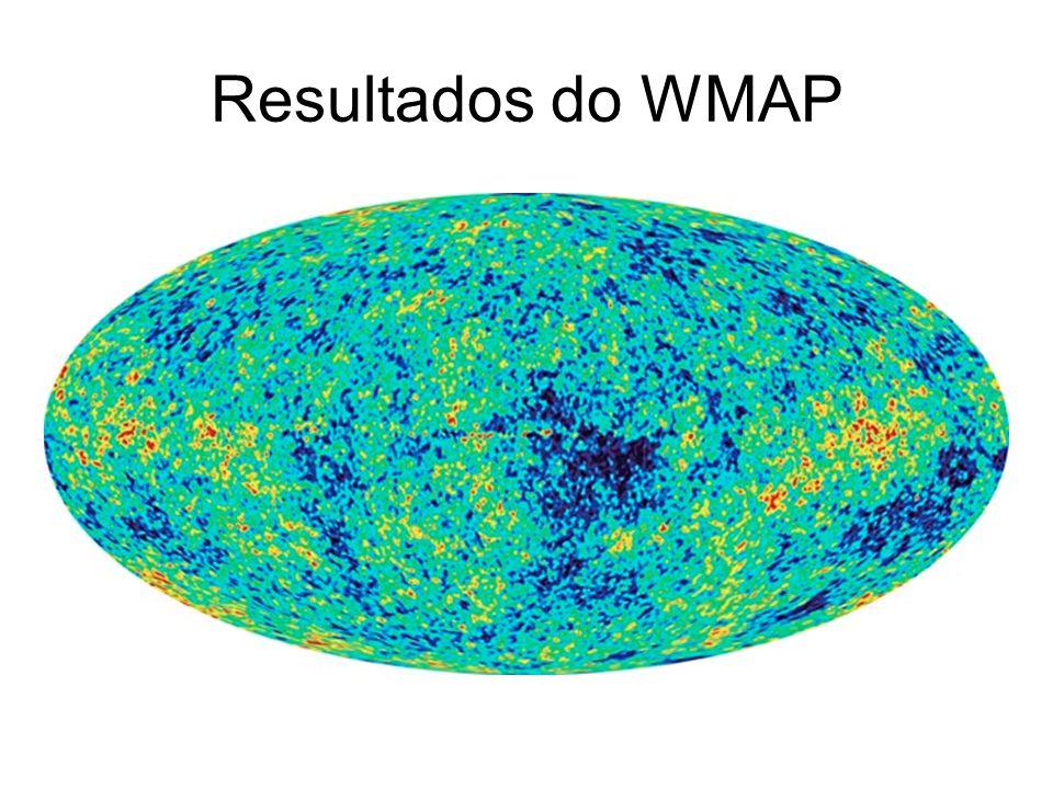 Resultados do WMAP 40